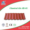 1340mm*420mm bond stone coated steel roofing tile material