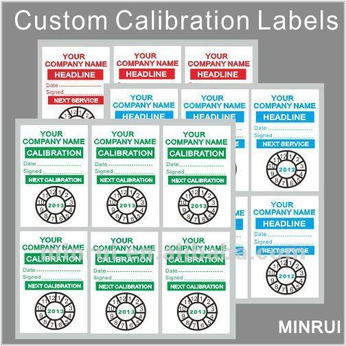 Custom Cut Sticker Sheet,Custom Calibration Labels,Adhesive Qc/qa ...