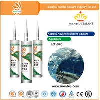 Silicone Sealant 1200 Heat Resistant Metal Glue/Fireproof/GP/Density Silicone Sealant 1200