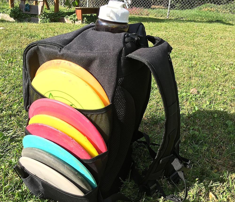 Wholesale Custom Logo Portable Eco-friendly Waterproof Cover DISC Golf Bag