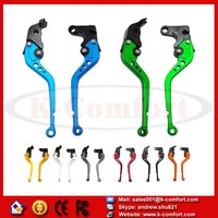 KCM117 Brake Clutch Levers CNC for Honda CBR250R CBR300R CBR500R CB500F Motorcycle Adjustable Lever with Adjuster