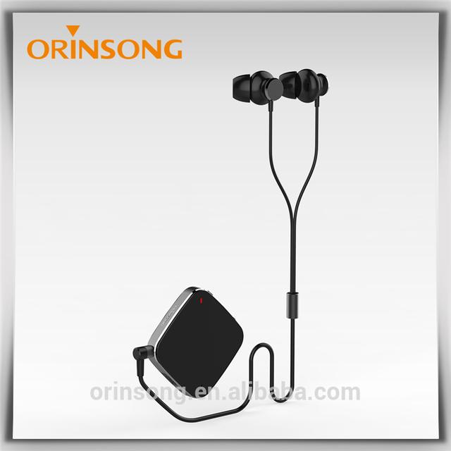 Hifi stereo dynamic drivers headphone wireless Bluetooth earphones for mobile phone