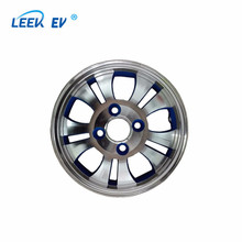 Silver Car alloy wheels 12 inch forged aftermarket aluminum wheels
