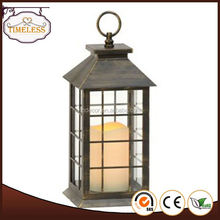 Sample available factory supply christmas hurricane lantern