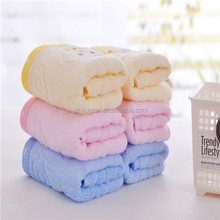 baby towels ,cheap price,dobby,plain