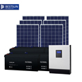 BESTSUN new product mini portable Solar power system for home use BPS-5000M