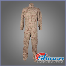FR flight pilot coverall