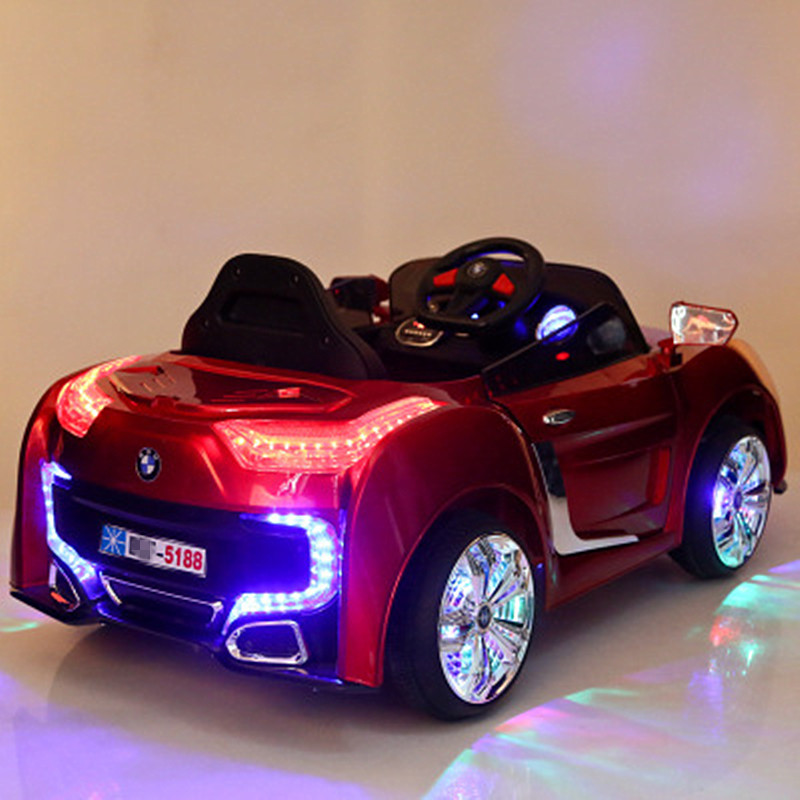Hot selling battery powered ride on car kids electric car