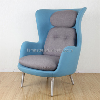 Highest sustainable quality JAIME HAYON Ro lounge elegant chair