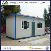 Cheap Prefab Homes two bedroom prefabricated house