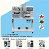 Easy operate industry juki button hole sewing machine