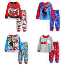 spiderman pajamas sleeping children dog sofia malaysia children clothes wholesale SpongeBob SquarePants