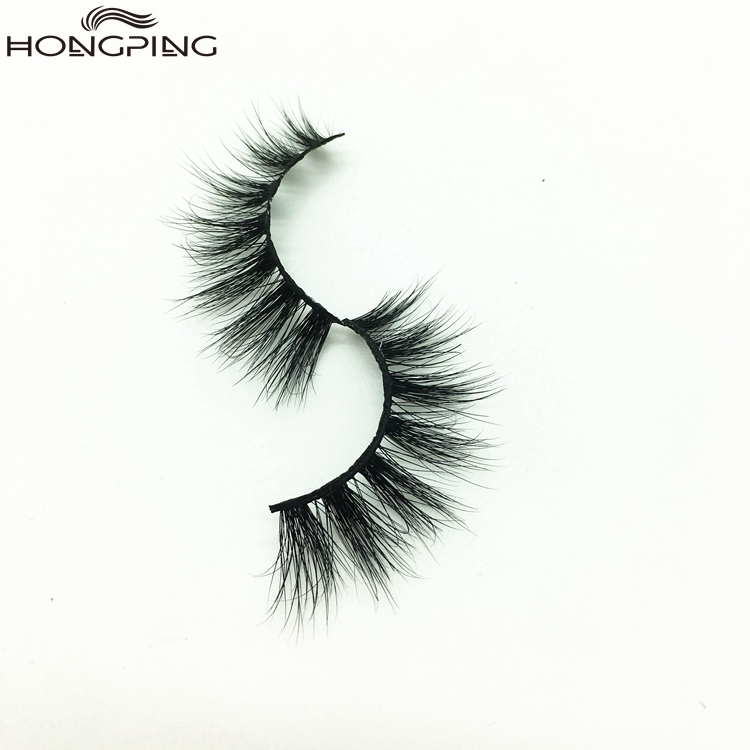 high quality free sample handmade oem strip mink eyelashes with custom packaging