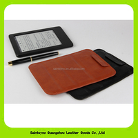 16135 Genuine Leather Case Vintage Flip Case Cover for Kindle