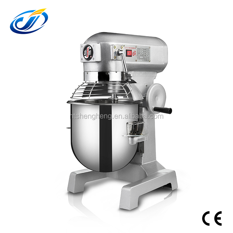 15L electric universal food mixer egg beater machine