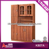 K807A ready to assemble Indonesia simple unfinished kitchen cabinets wholesale