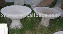 natural stone water bowl sink