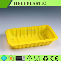 disposable plastc PP meat/beef tray