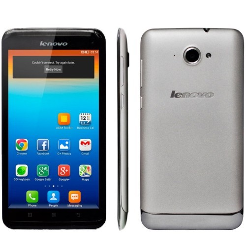 Original Lenovo S930 8GB 3G Phablet, GPS + AGPS, Android 4.2.2, MTK6582 1.3GHz Quad Core, RAM: 1GB, 6.0 inch IPS Capacitive Scre