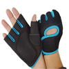 Gym weight Lifting Women men Half Finger Workout fitness cycling motor bike gloves