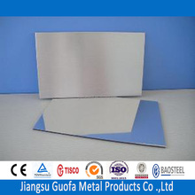 Anodized 5mm Thick T4 T35 T6 2124 Aluminum Plate With Various Specification
