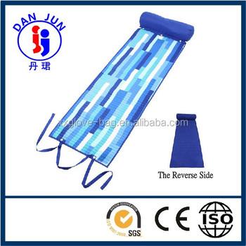 Foldable Beach Mat With Backrest Buy Folding Padded