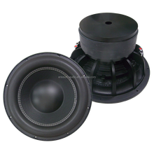 Professional dual coil 300w 12 inch subwoofer