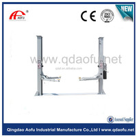 german alibaba used 2 post car lift
