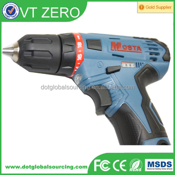 Hot Sale 12V Cordless Drill Driver Interchangeable Electric Hammer Cordless Drill