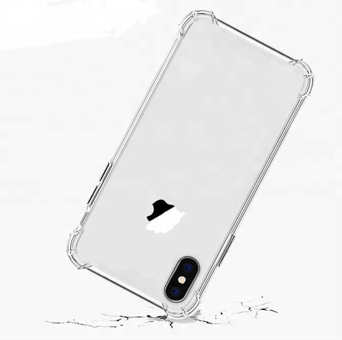 Crystal Clear TPU Transparent Cell Phone <strong>Cover</strong>