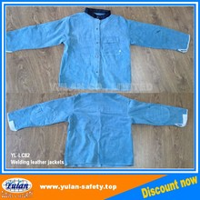 leather welding jacket, Welding clothing
