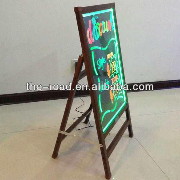LED Writable Wedding Decoration Sign