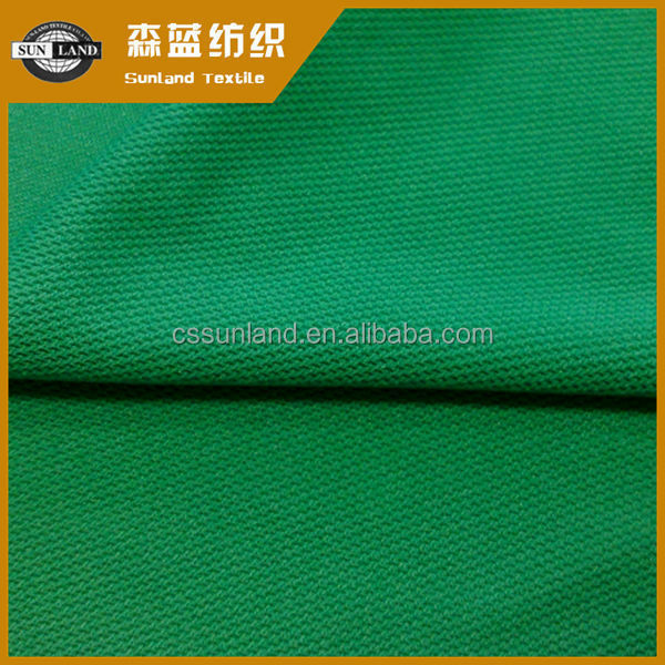 summer outdoor sport wear clothing 100 polyester uv protective knitted fabric