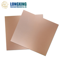 Double sided copper clad laminate PCB board FR4 / CM3 PCB