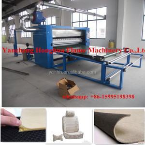 HH-ZY009 China supplier laminating machine for foam with fabric