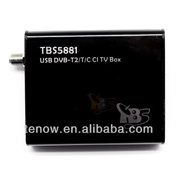 DVB-T2/T/C USB TV Tuner Box