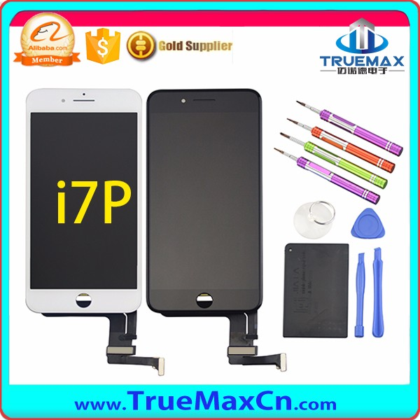 Truemax Trade Assurance Supplier for iPhone 7 Plus Display, Grade AAA LCD for iPhone 7 Plus