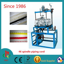3 carrier braided bracelet making machine