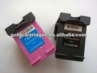 For HP 121 Black Color ink cartridges