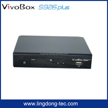 Satellite receiver free box iptv box vivobox s926 plus with free sks iks for Latin america
