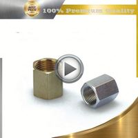 brass 22.5 degree stainless steel elbow