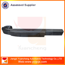 Z Flat Leaf spring used in Truck Single Point Suspension
