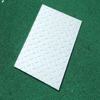 Buy A3105 aluminium checkered plate (5 bar) in China on Alibaba.com