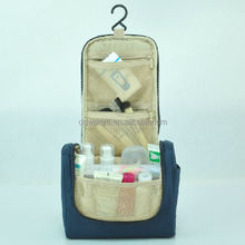 High quality large hanging toiletry bag for travel