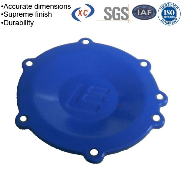 Custom metal stamping and draw parts aluminum shell for auto
