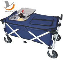 Cooler ice Wagon with wheels Outdoor and garden beach ice wagon