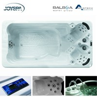 Hot Sell XXXL Sexy Full HD Perfect TV Sex Hot Tub, Commercial Luxurious Hot Tub with TV JY8603