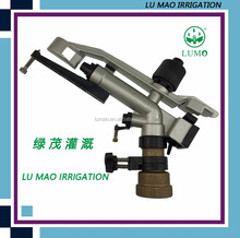 1-1/4 Inch and 1-1/2 Inch Agriculture Water Rain Gun Sprinkler Adjustable For 360 Rotating Watering or Irrigation Sprinkler Gun
