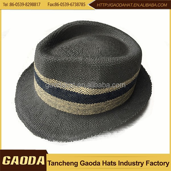 Wholesale new age products summer straw fedora