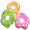 Wholesale Eco-friendly PVC Inflatable Baby Swimming Neck Float Tube Ring